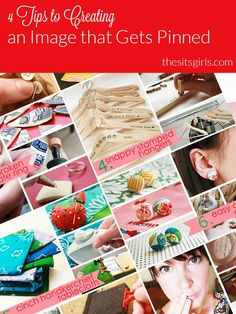 Are you struggling to get your images repinned on Pinterest? If so, take a look at the type of images you are creating. This post will help you create great images and get the repinned!