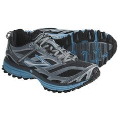 I wear these fro trail running and cross fit.  Brooks Trailblade Trail Running Shoes (For Women)