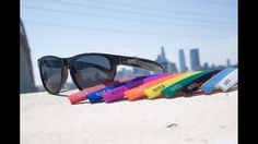 Sunglasses designed with the versatility to customize them again and again. Guaranteed for life.
