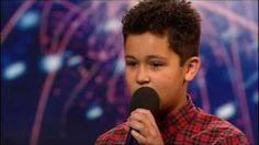 Shaheen Jafargholi (HQ) Britain's Got Talent 2009, via YouTube. - this kid is amazing!