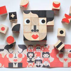 【楽天市場】【送料無料】miller goodman facemaker ミラーグッドマン フェイスメーカー 出産祝い 誕生日プレゼント 1歳 2歳 3歳 4歳 女 男 女の子 男の子 積み木セット:FAVOR(インテリア雑貨&ギフト)