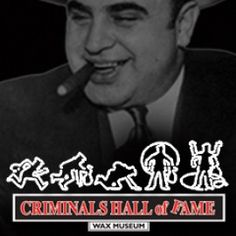 Criminals Hall of Fame Niagara Falls Attractions, Wax Museum, Tourism, Fictional Characters, Fantasy Characters, Travel, Turismo