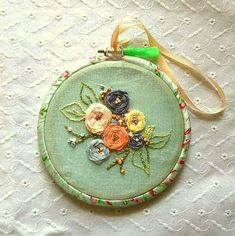 Check out this item in my Etsy shop https://www.etsy.com/uk/listing/572349413/flower-embroidery-hoop-art-floral