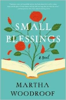 New cover for Small Blessings! Book to be in stores August 2014!