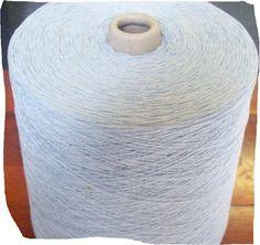 Blue Cotton Yarn 6/2 Knitting, Crochet, weaving and machine knitting yarn by stephaniesyarn on Etsy