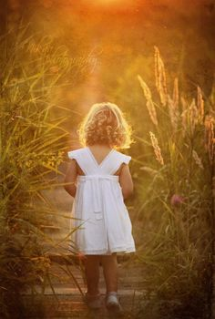 Wish I could walk with you to where you are...<3