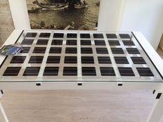 Table solar panel rietveld/bauhaus