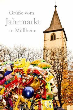 Jahrmarkt in Müllheim – Teil 1