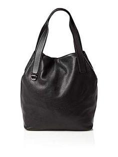 Black mila hobo bag - Coccinelle