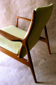 Danish Modern, modernchairrestoration.com   #Chair #Danish_Modern