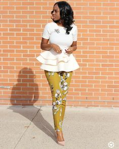 Likes, 72 Comments - Priscilla African Print Dresses, African Fashion Dresses, African Dress, African Attire, African Wear, African Women, Look Fashion, Fashion Outfits, Womens Fashion