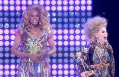 RuPaul's Drag Race, Season 8 Finale: RuPaul and Katya