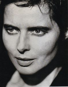 Peter Lindbergh • Isabella Rossellini
