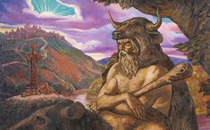 Amaethon, the Welsh god of agriculture, and the son of the goddess Dôn. His nam… – Norse Mythology-Vikings-Tattoo Russian Mythology, Celtic Mythology, Vikings, Eslava, World Mythology, Pagan Gods, Unexplained Mysteries, Gods And Goddesses, Ancient Greece