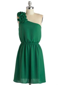 Rosette to Go Dress from ModCloth for $49.99, #ModCloth