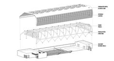 Galeria de Centro Aquático AISJ / Flansburgh Architects - 15