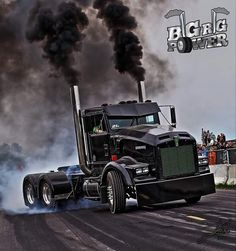 Kenworth custom T800 Blowin Coal