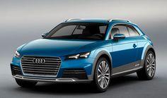 Audi Allroad Shooting Brake: Posible adelanto del TT | QuintaMarcha.com No, no nos hemos equivocado. A partir de este prototipo de 'crossover', Audi podría estar adelantando rasgos de la tercera generación del TT. Así lo hizo con la segunda entrega del deportivo, así que la marca alemana repitiría estrategia.
