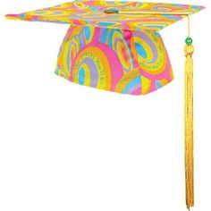 Oh, The Places You'll Go!™ Graduation Hat