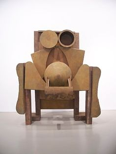 Anthony Caro Metal Art Sculpture, Contemporary Sculpture, Abstract Sculpture, Contemporary Art, Abstract Art, Anthony Caro, Land Art, Wood Boxes, Three Dimensional