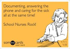 School Nurses Rock!