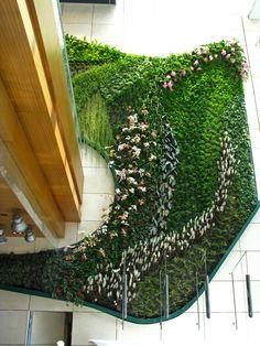 CJWHO ™ (Vertical Garden by Patrick Blanc)