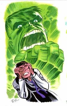 #Hulk #Fan #Art. (Hulk) By: Bruce Timm. (THE * 5 * STÅR * ÅWARD * OF: * AW YEAH, IT'S MAJOR ÅWESOMENESS!!!™)[THANK U 4 PINNING!!!<·><]<©>ÅÅÅ+(OB4E)   https://s-media-cache-ak0.pinimg.com/564x/64/a2/de/64a2debfb22f835be6e597e953031c20.jpg