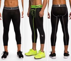 Workout Compression Pants