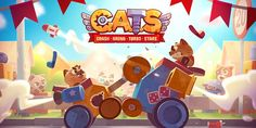 CATS Crash Arena Turbo Stars Hack Cheat Online Gems,Coins  CATS Crash Arena Turbo Stars Hack Cheat Online Generator Gems and Gold Coins Unlimited If you are playing this game then we have for you the new Cats Crash Arena Turbo Stars Hack Online Cheat. This game permits you to build your stylish war machine by using an battle bot constructor. Play in PvP... http://cheatsonlinegames.com/cats-crash-arena-turbo-stars-hack/