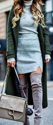 19 Fall/Winter Outfit To Copy - Style Spacez