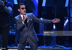 Singer Marc Anthony performs onstage during The 17th Annual Latin Grammy Awards at T-Mobile Arena on November 17, 2016 in Las Vegas, Nevada.