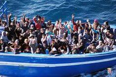 Afbeeldingsresultaat voor container vluchtelingen
