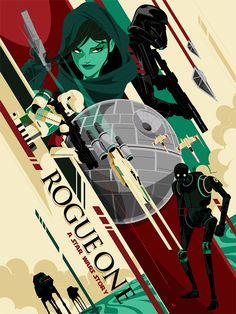 Rogue One: The Mission on Behance