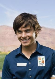 Troy the assistant golf pro