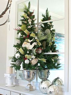 Deck the halls with what you already own with these one-of-a-kind decorating ideas from @theexchange!