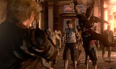 New Trailer For Resident Evil 6