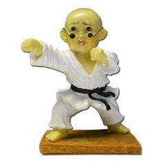 Striking Kung Fu Monk now available from www.karatemart.com/