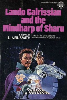Yep, I totally read all the Lando books. #lando