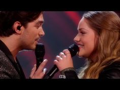 Pleun Bierbooms en Waylon – From This Moment (The voice of Holland 2017 | The Final) - YouTube