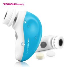 mini facial cleanser 360 rotary face care tools with a droplet-shaped box rechargeable cleanser Cleanser For Oily Skin, Facial Cleanser, Sugar Scrub For Face, Coffee Face Scrub, Mini Facial, Facial Cleansing Brush, Nail Art Brushes, Clean Nails, Travel Kits