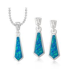 HWSTAR Women's Sterling Silver Created Opal Pentagon Drop... https://www.amazon.com/dp/B01IDW511E/ref=cm_sw_r_pi_dp_x_X8p2xbMC3PA13
