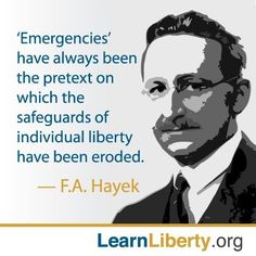 f.a. hayek quotes | Hayek | Liberty Quotes