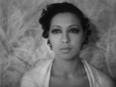 Josephine Baker - Still from Princess Tam Tam (1935) directed by Edmond Greville