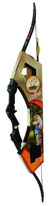 Bear Archery BA-AYS5400RB2 Lil' Brave 2, Bow Set #BearArchery