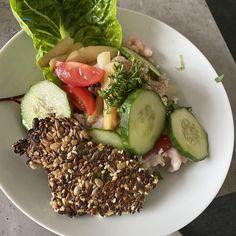 Keto rejecocktail med masser af mayo Keto, Cobb Salad, Food, Essen, Yemek, Meals