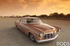 troy trepanier cars   passion 300 leagues above troy trepanier built 1956 chrysler 300b