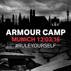 Armour Camp München 2016 – Rule Yourself | Sports Insider Magazin