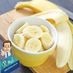 Se você é fã de banana já pode se alegrar! A fruta amada pelos brasileiros é rica em potássio magnésio fibras triptofano e vitaminas. Confira alguns dos seus benefícios no facebook: http://ift.tt/1QGfmUr (copie e cole o link no navegador). Bom apetite!  #banana #fruta #saude #pimed