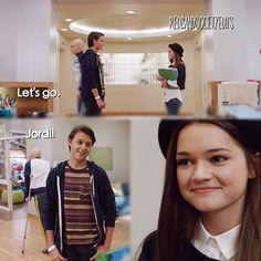 "#RedBandSociety 1x01 ""Pilot"" - Leo, Jodi and Emma"