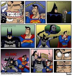So Batman...
